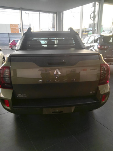 renault duster oroch outsider plus 2.0  mg