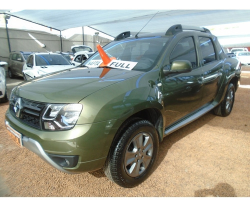 renault duster oroch privilege 2.0 2018