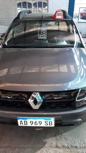 renault duster ph2 expression 1.6 2019 okm sin rodar
