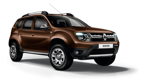 renault duster ph2 expression 1.6 4x2 autocity