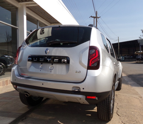 renault duster ph2 privilege 2.0 16v 4x2 0km my20 disponible