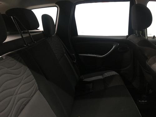 renault duster privilege 2.0 4x2 2011 negro 5 puertas kty