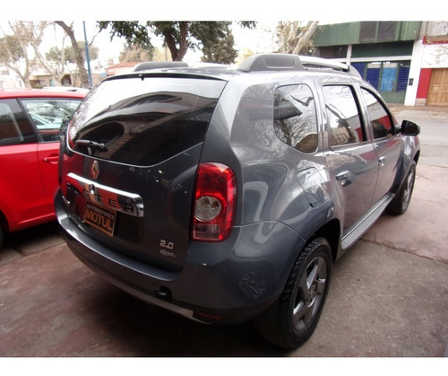 renault duster privilege 4x4 2.0 2011
