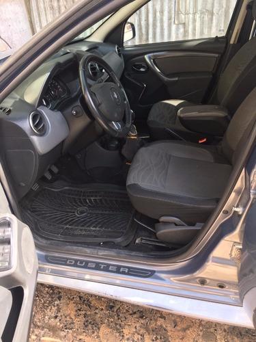 renault duster privilege motor 2.0 2014 color azul 5 puertas