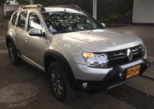 renault duster smart full equipo