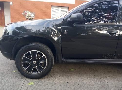 renault dusters negra modelo 2017 2.0 - 49.797 km