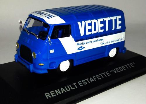 renault estafette  vedette  - 1/43 de agostini