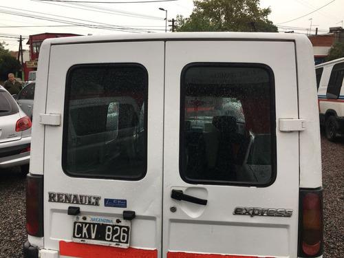 renault express 1.9 rl diesel 1999 26606125