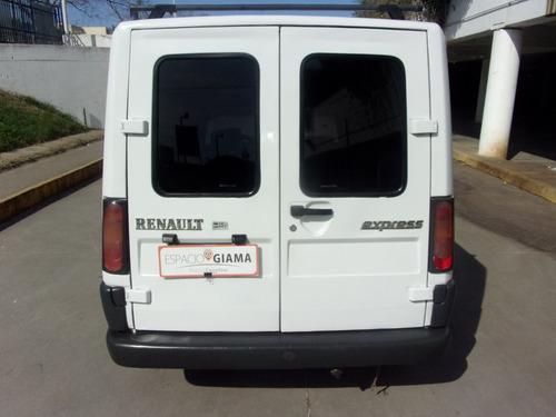 renault express 1.9 rn d 1998 espacio giama
