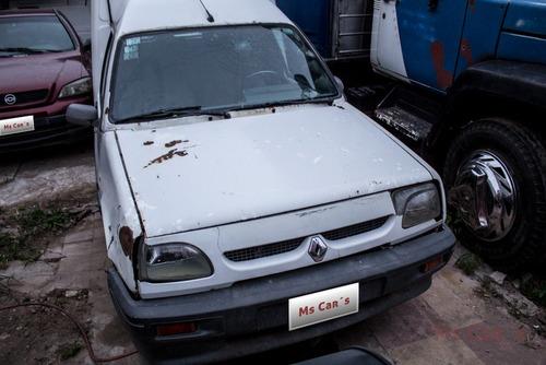 renault express diesel 1998 blanco