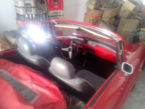 renault floride dauphine 1961 convertible