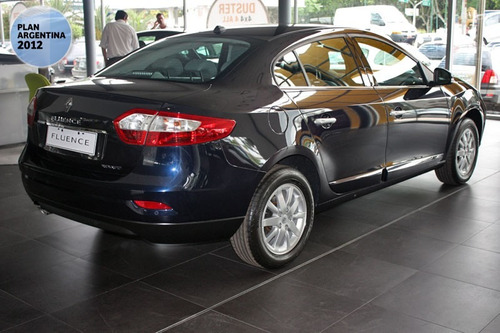 renault fluence - 100% financiado