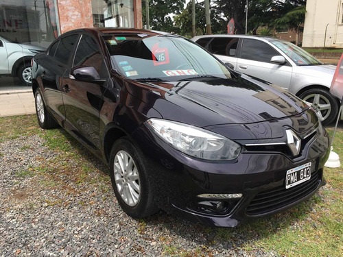 renault fluence 1.6 ph2 luxe 110cv 2016