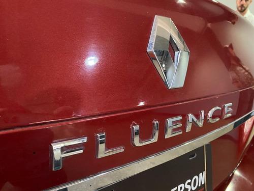 renault fluence 2.0 dynamique 2012