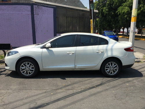 renault fluence 2.0 expression cvt mt