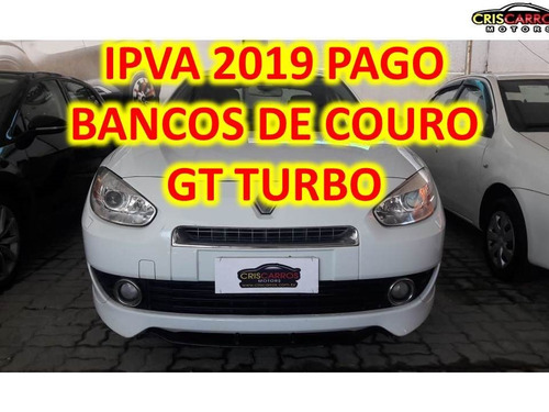 renault fluence 2.0 gt 16v turbo gasolina 4p manual