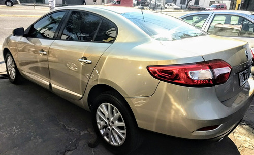 renault fluence 2.0  luxe año 2015