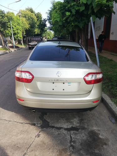 renault fluence 2.0 luxe rlink cuir pro.cre.auto 2014