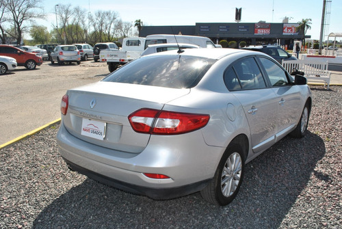 renault fluence 2.0 ph2 luxe pack 5 puertas gris ovh