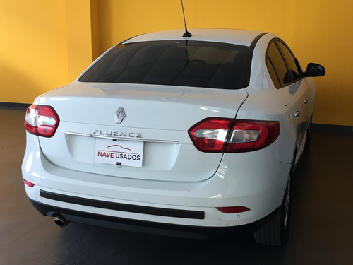 renault fluence 2.0 ph2 luxe pack gris 5 puertas ovh