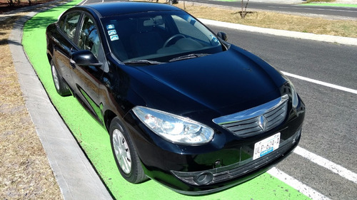 renault fluence 2011 authentic negro motor 2.0l. 4 cil.
