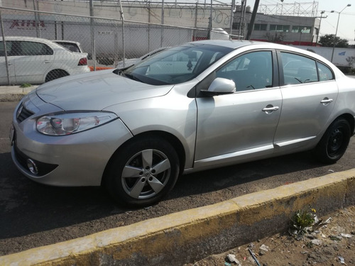 renault fluence 2011 (enganche)