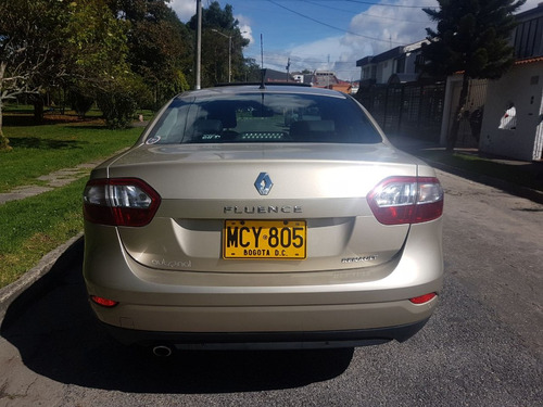 renault fluence 2012 at full equipo 2.0cc