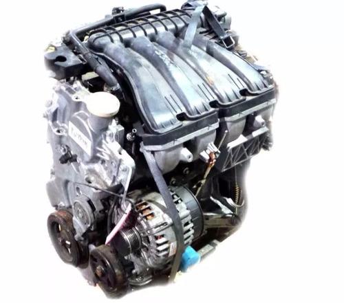 renault fluence 2.016v dado de baja con alta motor (donante)