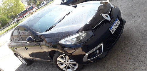 renault fluence 2018 - impecable