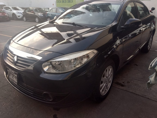 renault fluence automatico