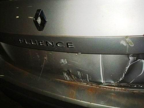 renault fluence dinamic 2011 - sucata peças motor e caixa
