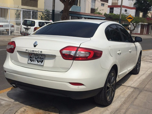 renault fluence dynamique 2014 automatico full equipo 2.0