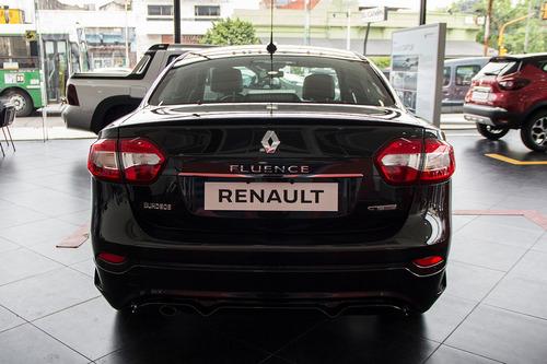 renault fluence luxe 5p 0km anticipo y cuotas s