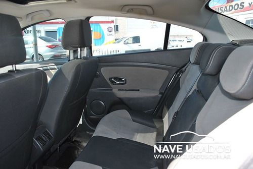 renault fluence luxe pack 2.0 2015 gris 4 ptas ovh