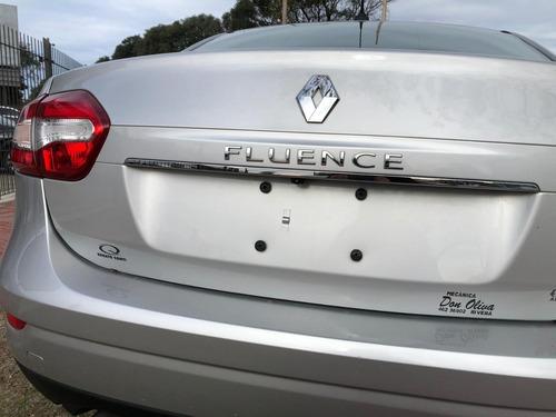 renault fluence (privilege 2.0 at) 2016