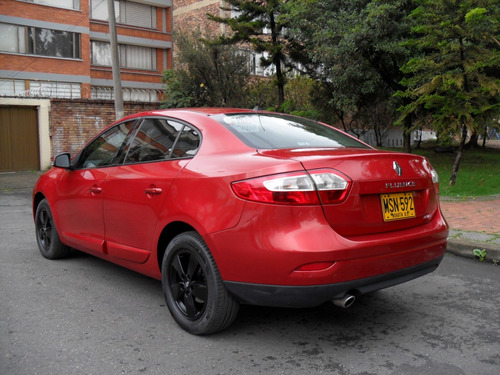 renault fluence privilege automático full equipo