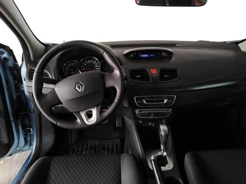 renault fluence sedan 4p dynamique l4/2.0 aut