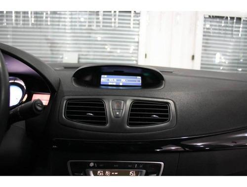 renault fluence sedan gt line 2.0 flex aut.