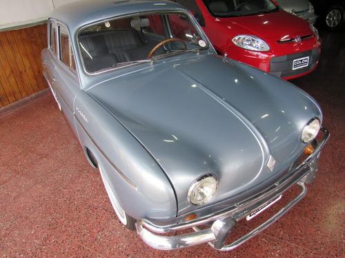renault gordini 1969