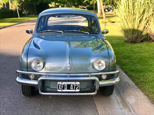renault gordini 850 1969