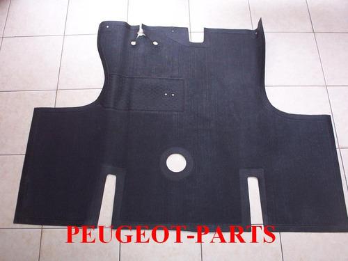 renault gordini dauphine alfombra de habitaculo de goma