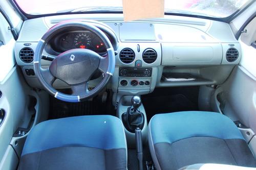 renault kangoo 1.5 2 furgon confort svt 5as. $160000 & ctas