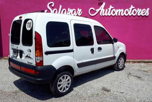 renault kangoo 1.5 2 furgon confort svt 5as $270.000 & ctas