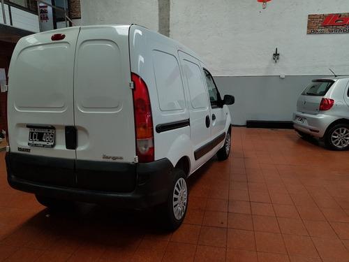 renault kangoo 1.6 2 furgon confort 2012