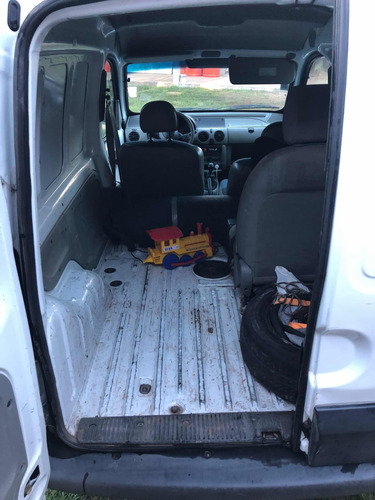 renault kangoo 1.6 2 furgon confort 5as lc cd 2011