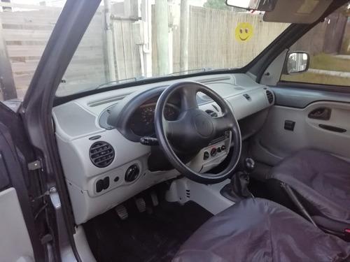 renault kangoo 1.6 2 furgon confort 5as lc cd 2012