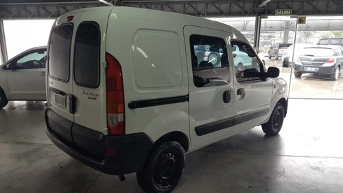 renault kangoo 1.6 2 furgon confort gnc 1plc 4wheelsautos