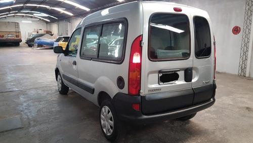 renault kangoo 1.6 2 furgon equipado 2010
