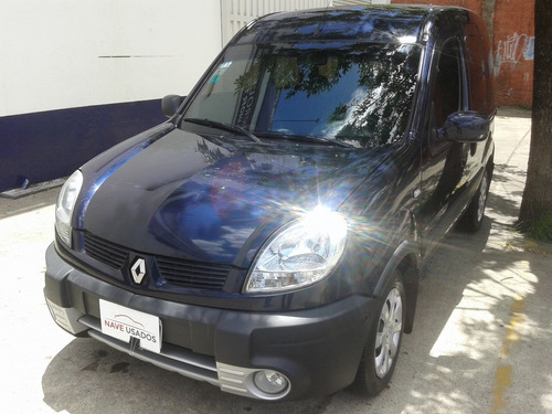 renault kangoo 1.6 authent. plus 2plc 2012