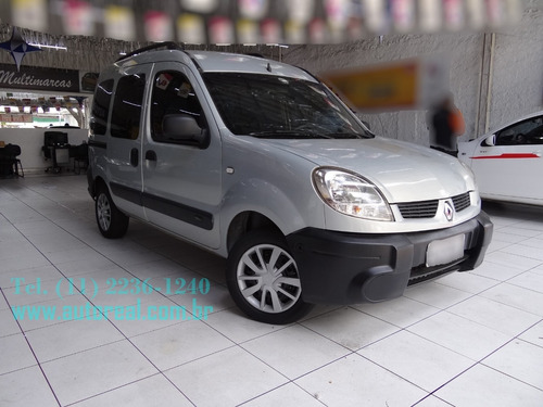 renault kangoo 1.6 authentique 7 lugares